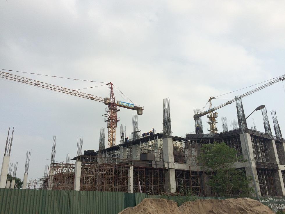 Tiến độ xây dựng Tecco Tower Tứ Hiệp