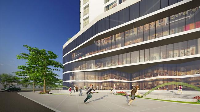 Trung tâm TM dự án Newtatco Mỹ Đình