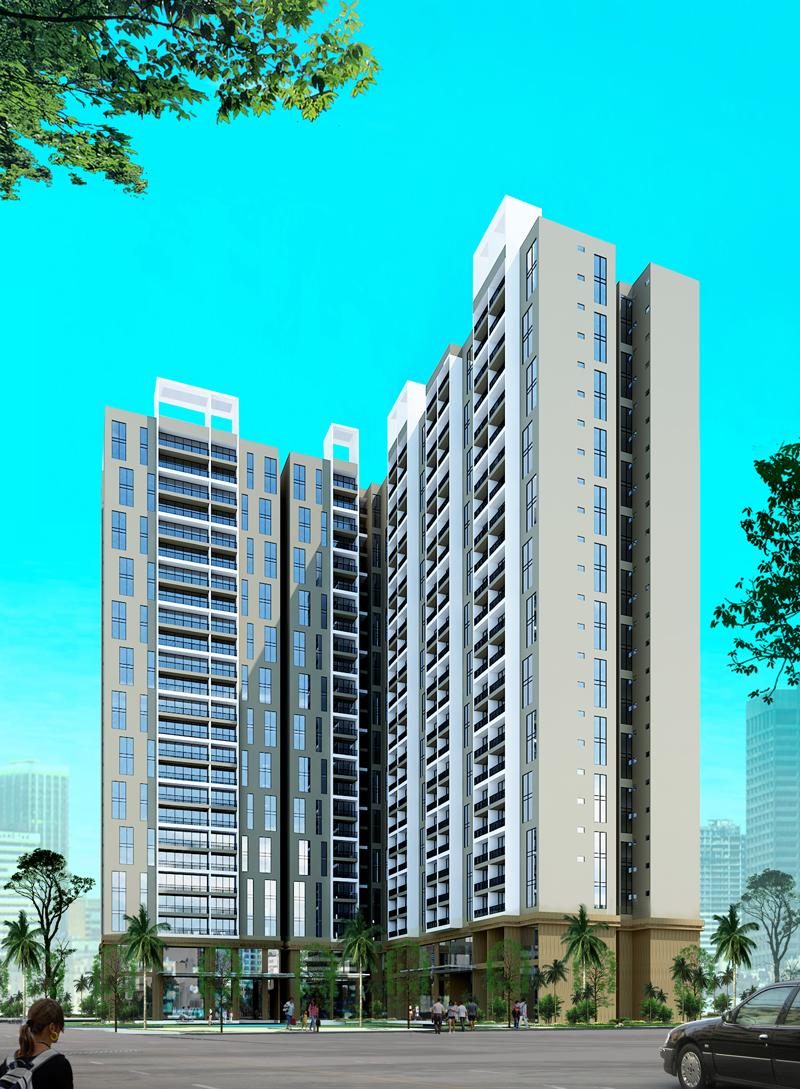 Chung cư Chelsea Residences Trần Kim Xuyến Yên Hòa