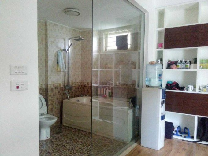 Thiết kế phòng tắm biệt thự Mỹ Đình