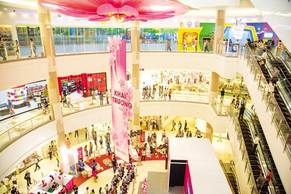 Trung tâm thương mại aeon mall