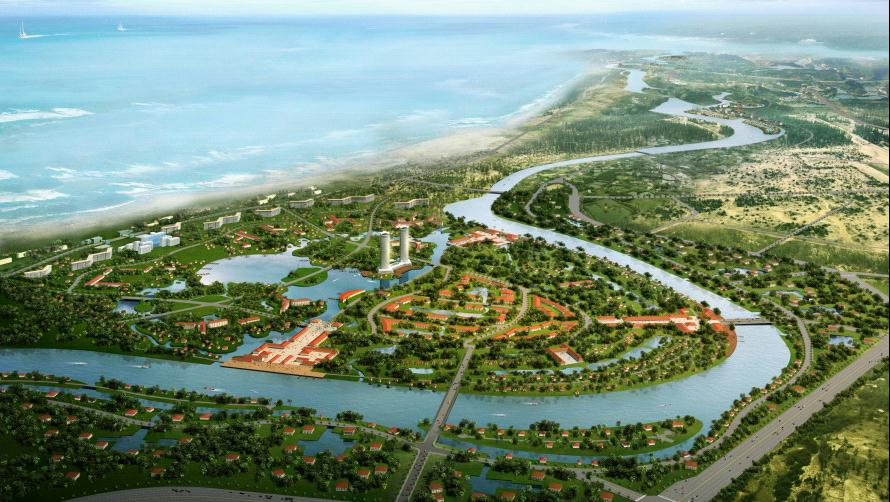 Tuyến đường du lịch sông Cổ Cò Đà Nẵng
