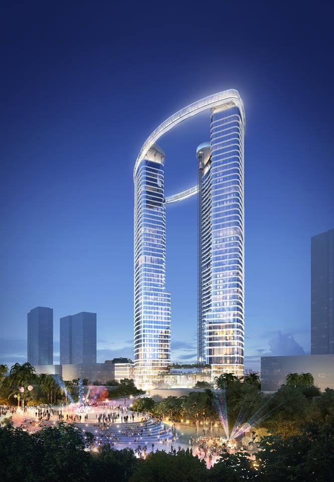 Tháp đôi Cocobay Tower Đà Nẵng