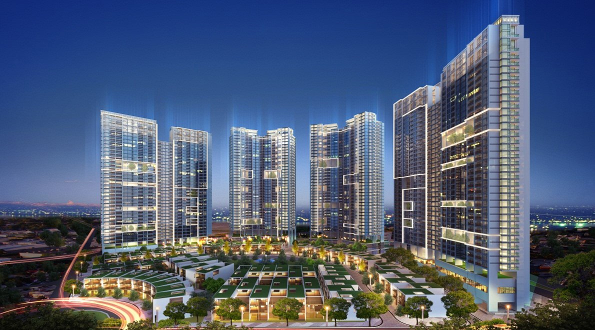 Chung cư Sunshine City Ciputra