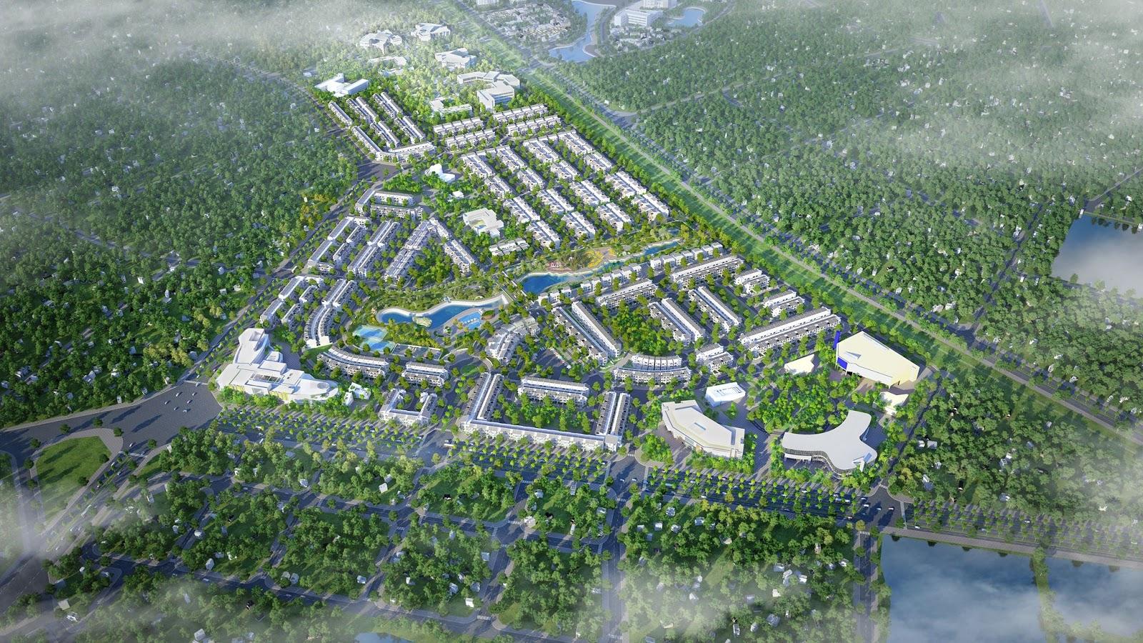 Khu đô thị Tasco Xuân Phương