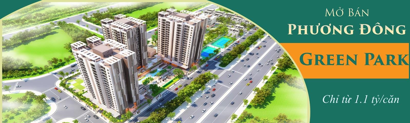 Chung cư PD Green Park