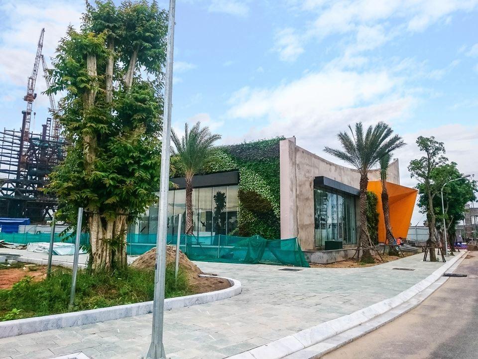 Nhà mẫu căn hộ Chung cư S1 - S2 Sunshie City