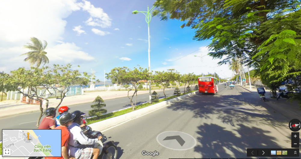 Đường Trần Phú Nha Trang