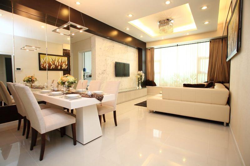 Thiết kế căn hộ chung cư Park Residece
