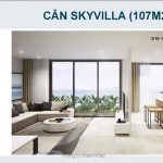 Căn hộ Sky Villa Scenia Bay Nha Trang