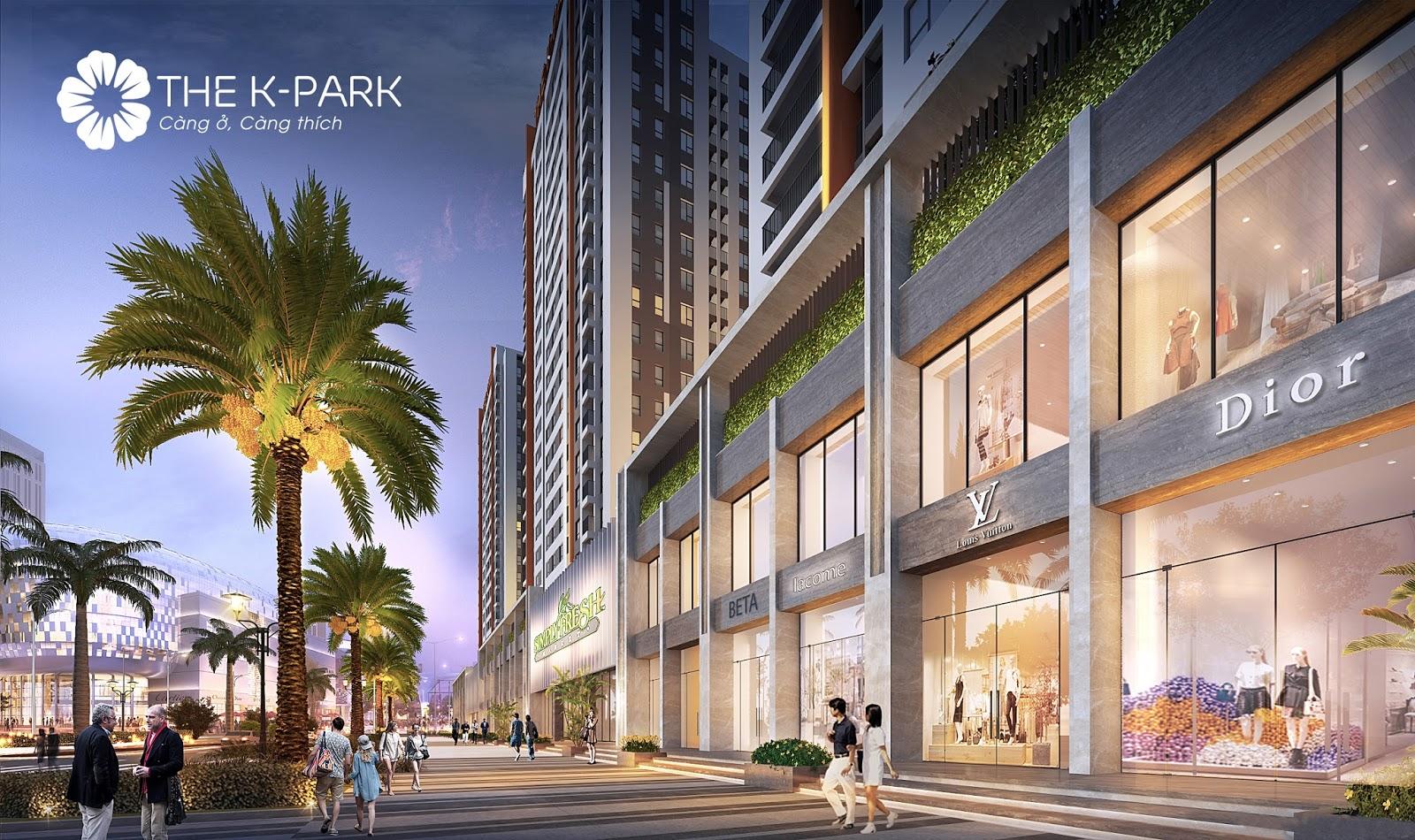Trung tâm thương mại The K Park