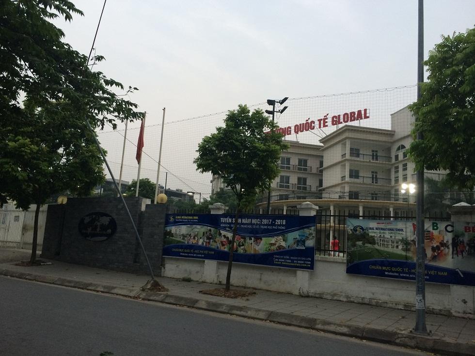 Trường quốc tế KDT Yên Hòa