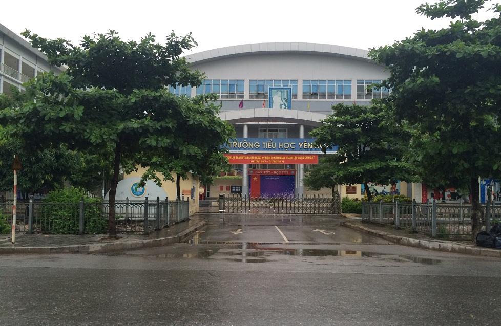 Trường tiểu học Yên Hòa