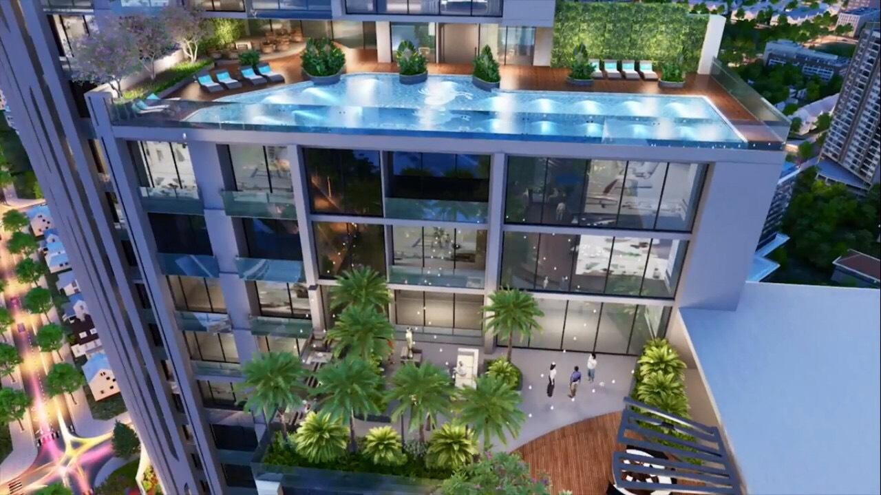 Cảnh quan dự án Scenia Bay Nha Trang
