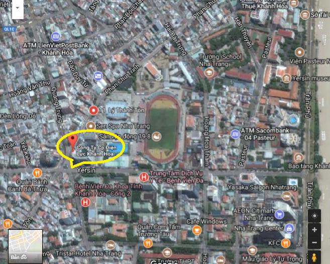 Địa chỉ Nam Tiến Lào Cai tại Nha Trang