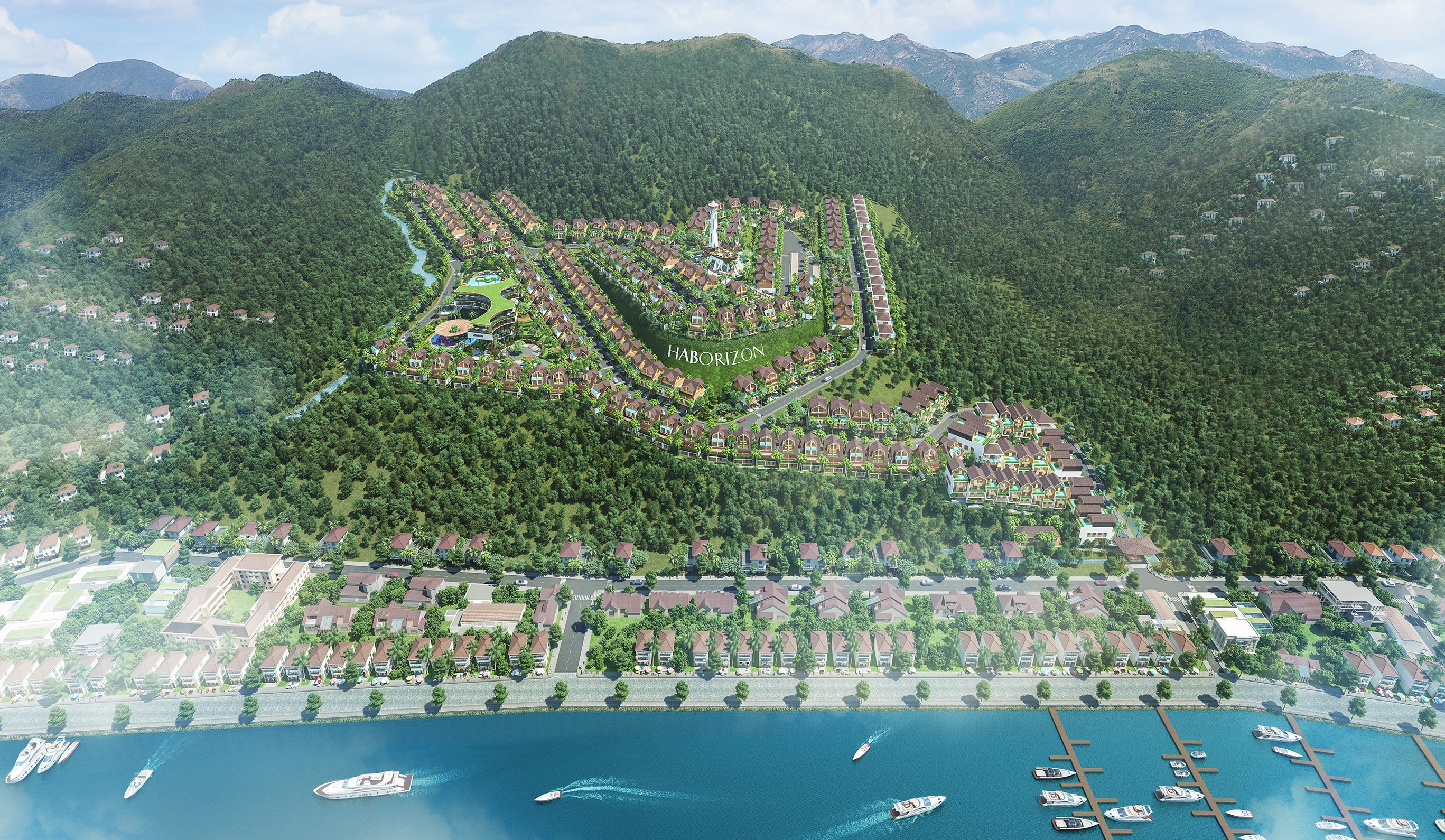 Biệt thự Haborizon Nha Trang