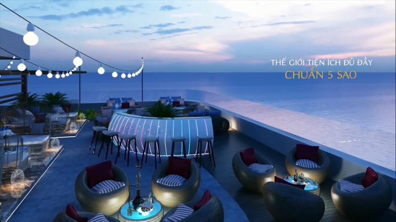 Quầy Bar Scenia Bay Nha Trang