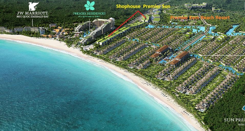 Tổ hợp Premier Village Kem Beach