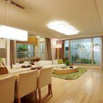 Nội thất căn hộ E2 Yên Hòa