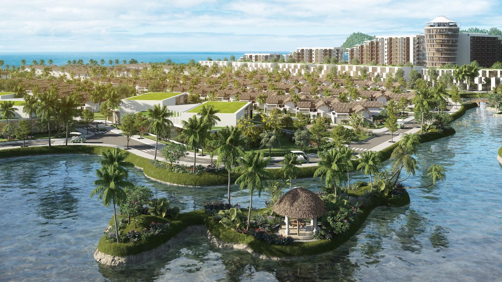 Biệt thự Sun Premier Village Resort