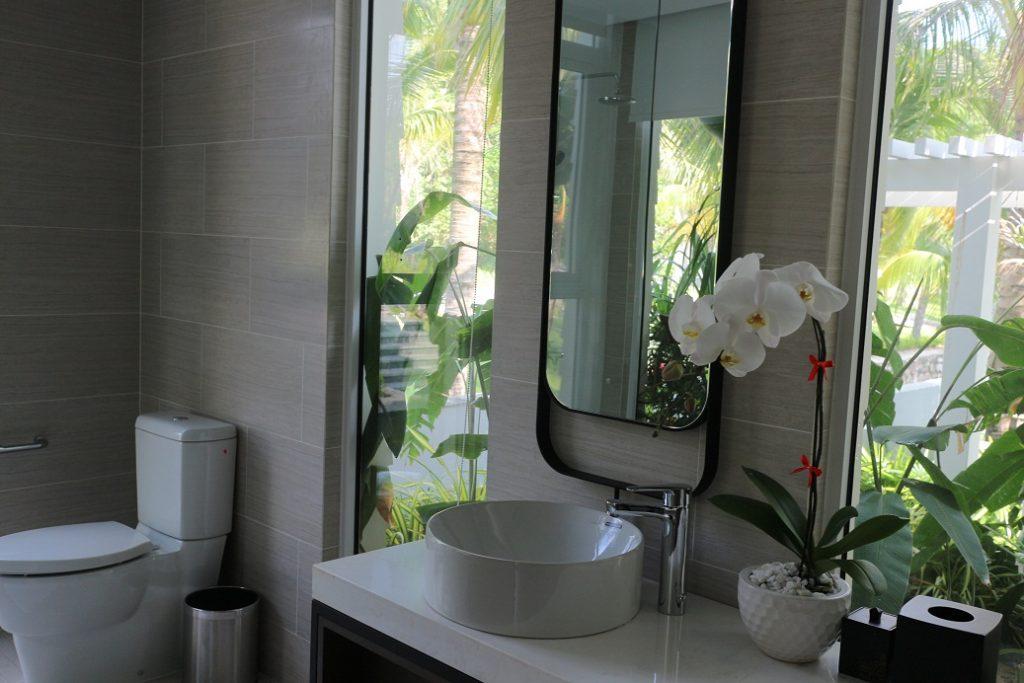 Phòng vệ sinh biệt thự premier Village Phú Quốc