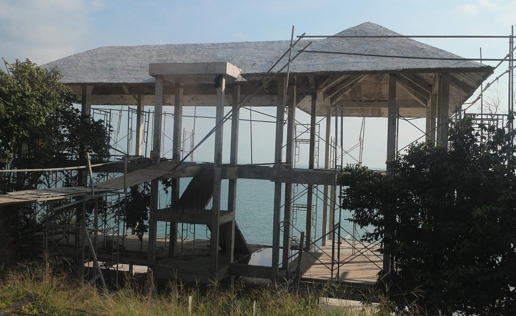 Tiến độ xây dựng biệt thự Premier Village phú Quốc