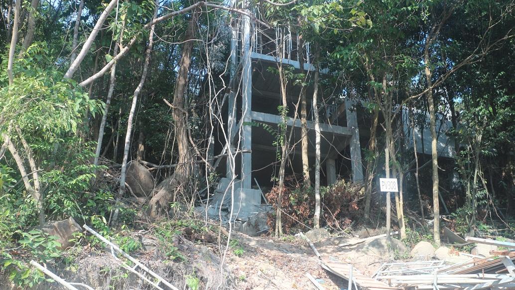 Tiến độ biệt thự trên đồi Premier Village Phú Quốc
