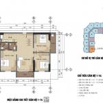 Thiết kế căn hộ b32 đại mỗ