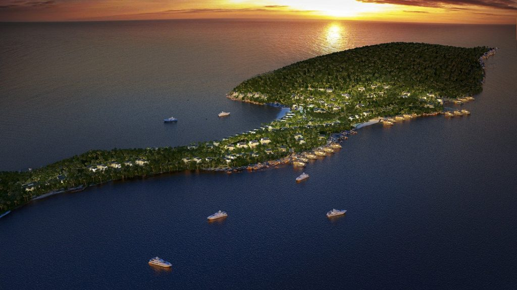 Dự án Premier Village Phú Quốc mũi ông Đội