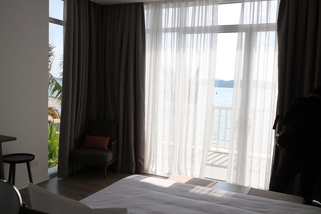 Phòng ngủ biệt thự Premier village Phú quốc