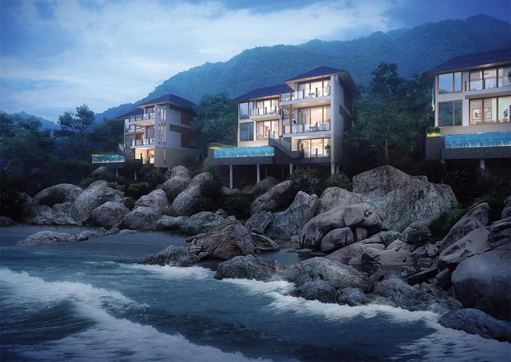 Biệt thự Sun Premier Village The Eden Bay 4 phòng ngủ