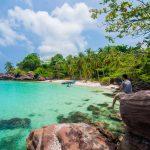 Đảo hòn móng tay ở Phú Quốc