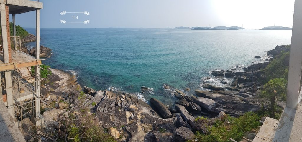 Cảnh đẹp biệt thự The Eden bay Phú Quốc