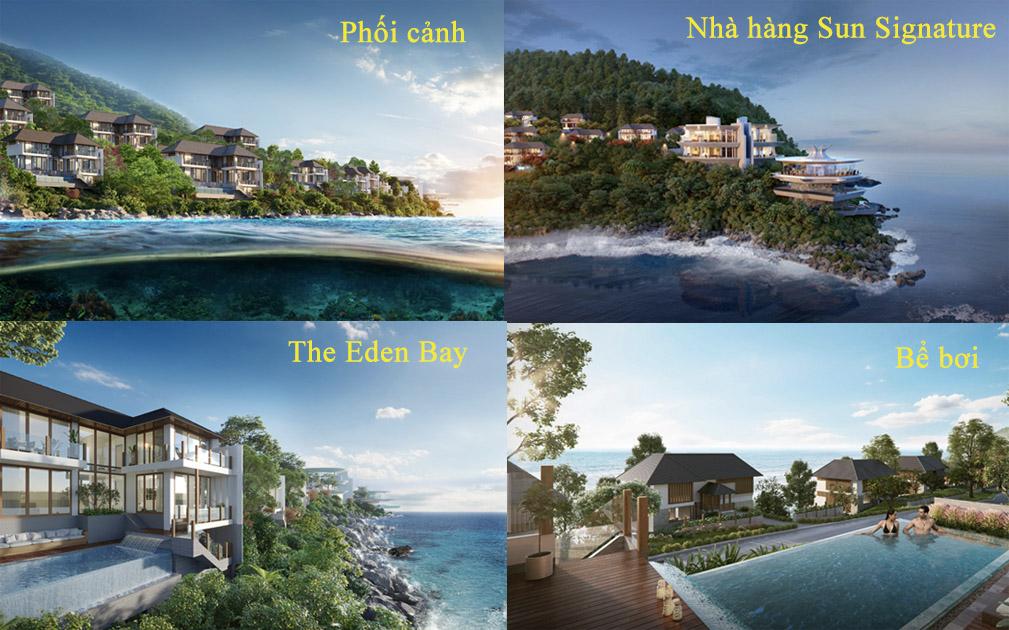 Tiện ích Sun Premier Village The Eden bay