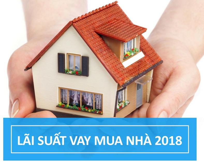Gói vay ưu đãi 4.8% mua nhà năm 2018