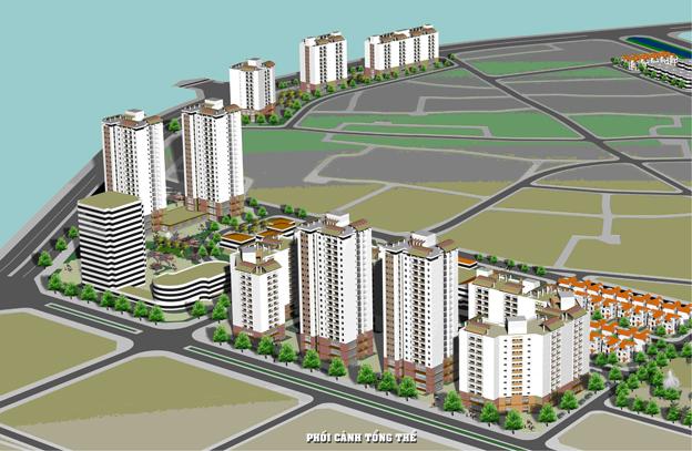 Khu đô thị mới Kim Chung
