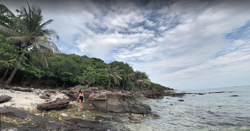 biển hòn Vông Phú quốc