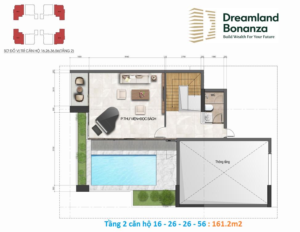 Sky Villa Dreamland Duy Tân