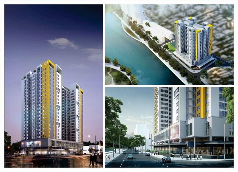 nhà ở xã hội chất lượng cao Rice City Thượng Thanh