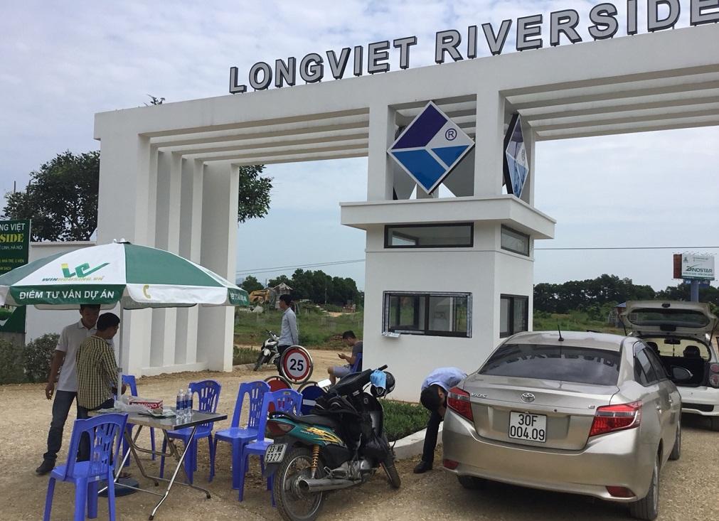 Cổng Long Việt Riverside