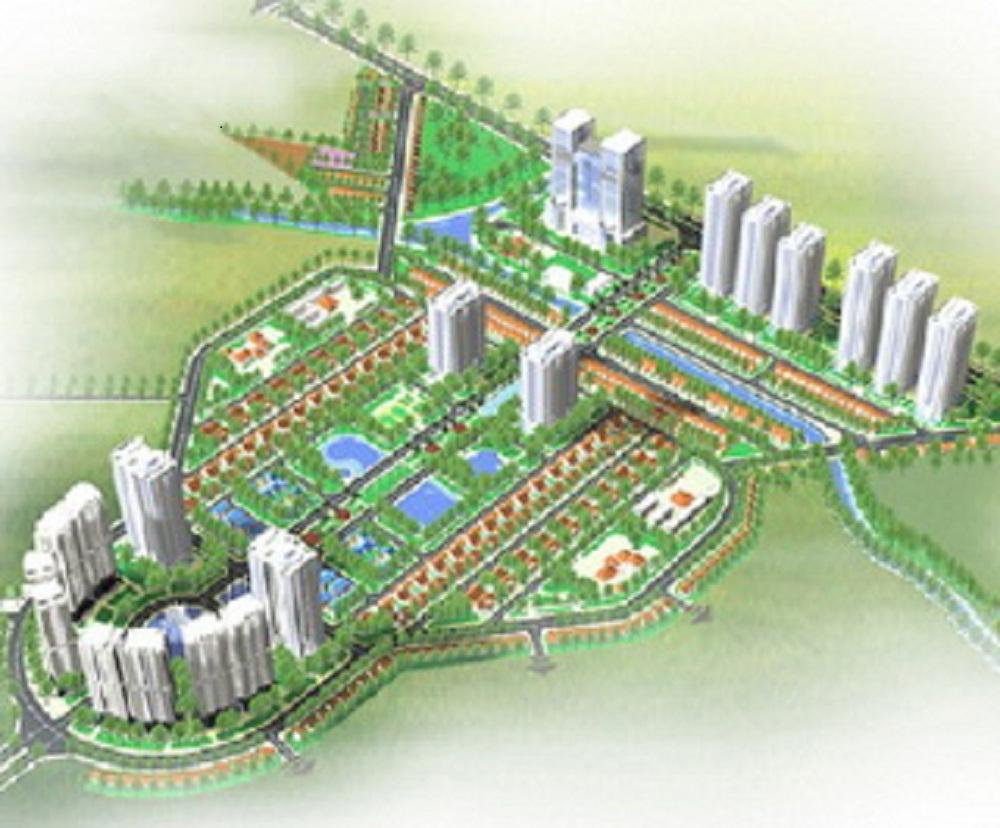 Tổng quan dự án khu đô thị Đại Học Vân Canh