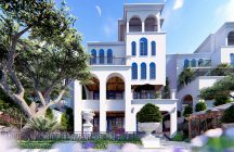 biệt thự sunshine wonder villa
