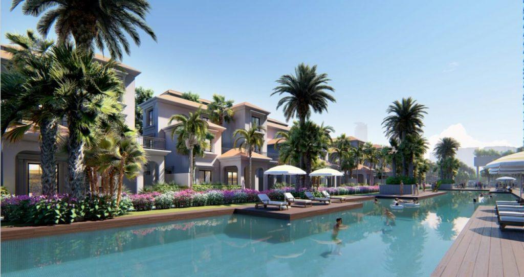 Bể bơi Sunshine Crystal Villa