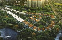 Biệt thự khu Q Ciputra - Central Park
