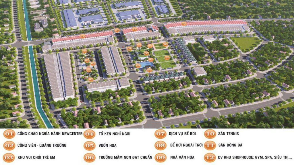 Dự án Nghĩa Hành New Center