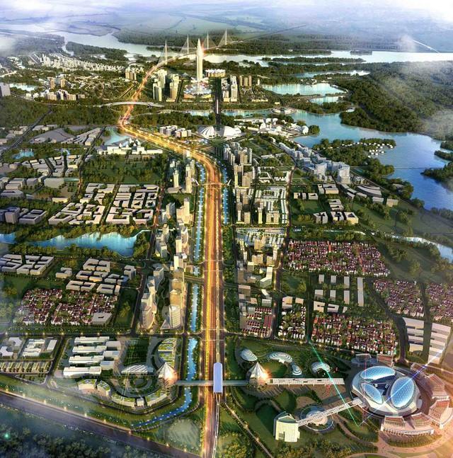 thành phố thông minh smart city