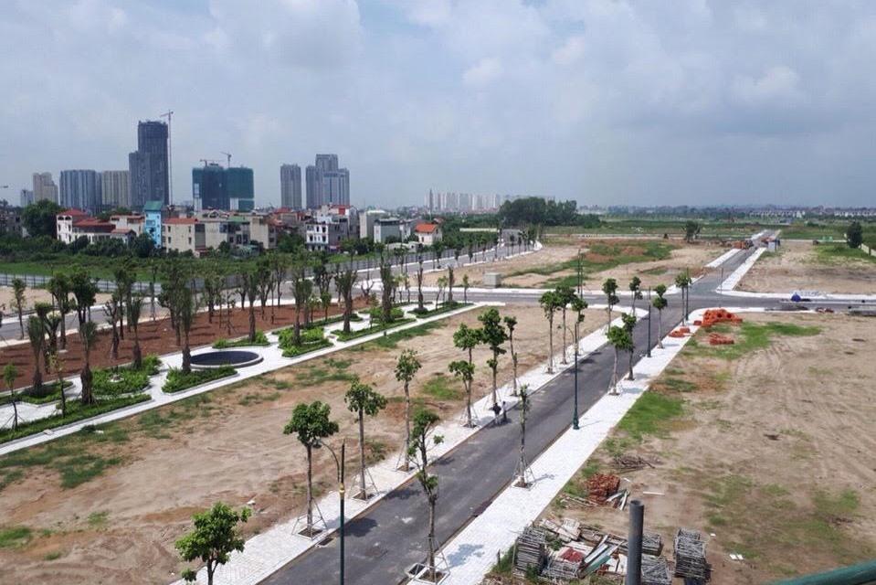 Tiến độ xây dựng louis city hoàng mai
