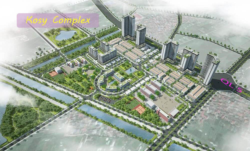 Kosy Complex Đông Anh