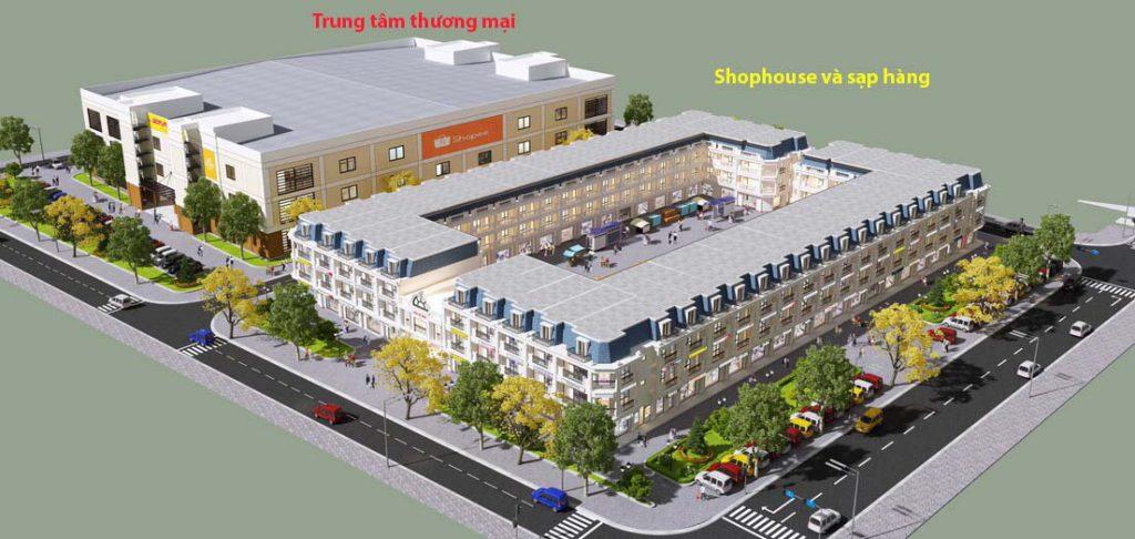 dự án chợ ấp đồn yên phong